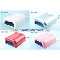 36W ultraviolet UV lamp/Nail gel lamp( KS-ND001)