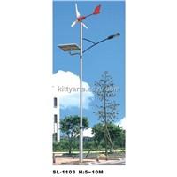45W Solar/Windmill Street Light