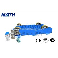 6000 kg light pipe welding rotator