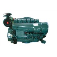 6.128L Dispacement ADG BF6L913 4-stroke Air-cooled Diesel Deutz Generator Engine