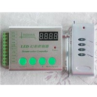 72W 12V Wireless magic digital led strip rgb controller (1812) for adjustable brightness