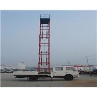 8-10m Hydrualic Lift Truck
