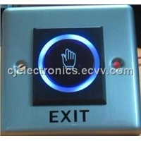 Access control- IR Sensor Button for Access Control System