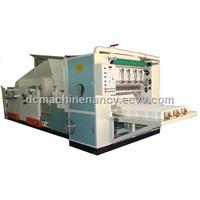 Automatic V-folded Hand Towel Machine  DC-KTM2-230/2-5