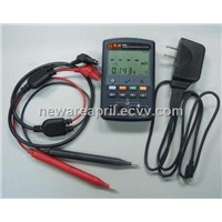 Battery Voltage and Internal Resistance tester