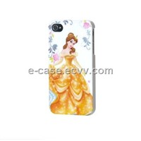 Cell Phone Cover for iPhone 4, Surface with Spray-oil Processing