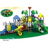 Children playground with engineering plastic JMQ-K064A