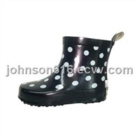 Children rubber boots-JSC01