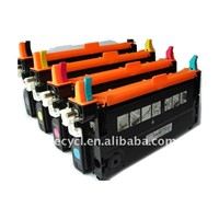 Compatible color toner cartridge for xerox 6180