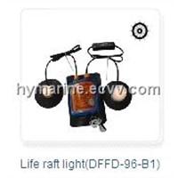 DFFD-96-B1 life raft light