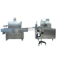 DFR-150A-2B Shrink packing Machine