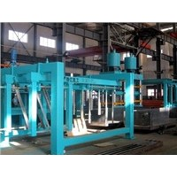 Dearye annual 200000 cubic meter AAC block production line