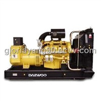 Diesel Generator Set with 48 to 560kW Power Range and 50/60Hz Rated Frequency