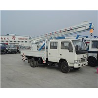 Dongfeng Overhead Working Truck