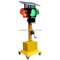 Emergency Solar traffic Signal light
