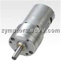 Gear motor with gear box for auto tooth brush 16mm, 3V