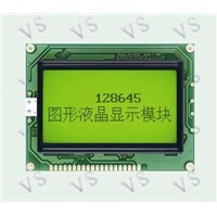 Graphic LCD module(VS128645-LY)