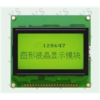 Graphic LCD module(VS128647-DY/LY)
