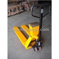 Hand Truck / Hand Pallet Truck with Scale