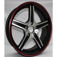 High Car Alloy Wheel 14x5.5/6