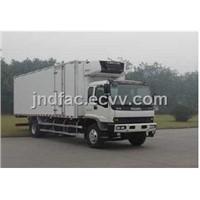 Isuzu Fresh & Frozen Reefer Cargo Truck