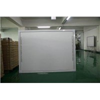 Infrared Electronic Interactive intelligent Whiteboard with nine point in schools