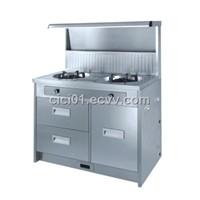 Integration kitchen stove JZ2210