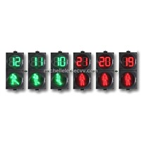 LED Traffic light with CE & Rohs, EN12368 compliance.