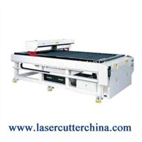 Laser Cutting Bed for Mass Cloth Cutting