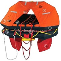 Liferaft for Yacht- U type