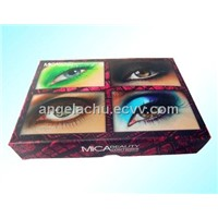 Maybelline Eye Shadow Packaging Box