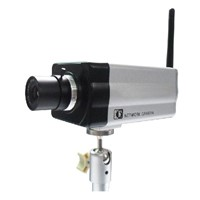 Megapixel WiFi IP Camera & IP Wireless Camera