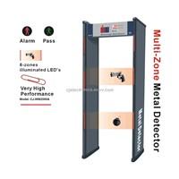 Metal detector-CJ-WM2000A Walk through Metal Detector