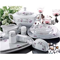 NEW STYLE  BONE CHINA DINNER SET