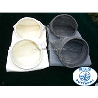 Needle felt filter cloth polyester anti-static needle felt filter with electric conduction fiber