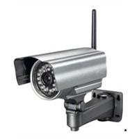 Network Waterproof IP Infrared Camera with Alarm Detect (TB-M006BW)
