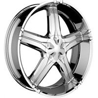 New alloy wheels for car 17X8
