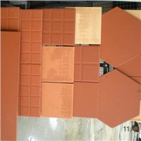 PS-09 Flooring tiles terracotta