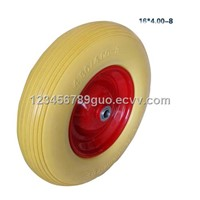 PU Wheel for Wheel Barrow
