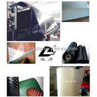 Plastic coating and laminating machine