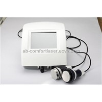 Portable Beauty Equipment with Cavitation + RF System(Color Touch Display)