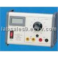 Power supply low voltage