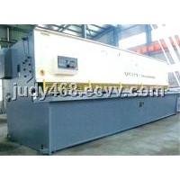 QC12Y Series Hydraulic Pendulous Shearing Machine16x80000
