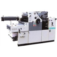 RCHM470/560-2SNP(added NP system) 2 color sheet-fed offset  press with NP system