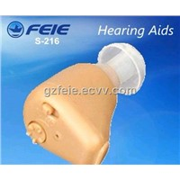 Rechargeable Hearing Aid (S-216)