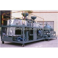 Sell Black Engine Oil Regeneration Purifier/Motor Oil Filter Plant/Used Oil Recondition