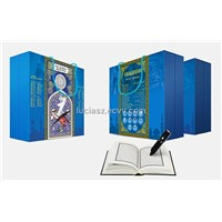 Supply Professional OEM, ODM manufacturer of Holy Quran Reading Pen, Reading Book