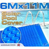 Swimming Pool Solar Cover - Bubble Blanket
