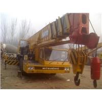 TADANO TG500E Crane Nissan Carrier 50TON