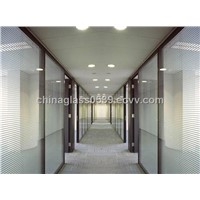 Tempered Insulating Glass for Curtain Wall Construction